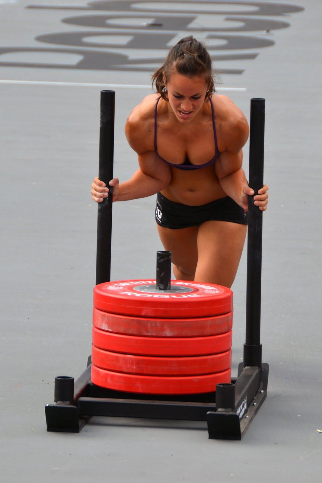 CrossFit – Rutina Nivel 1